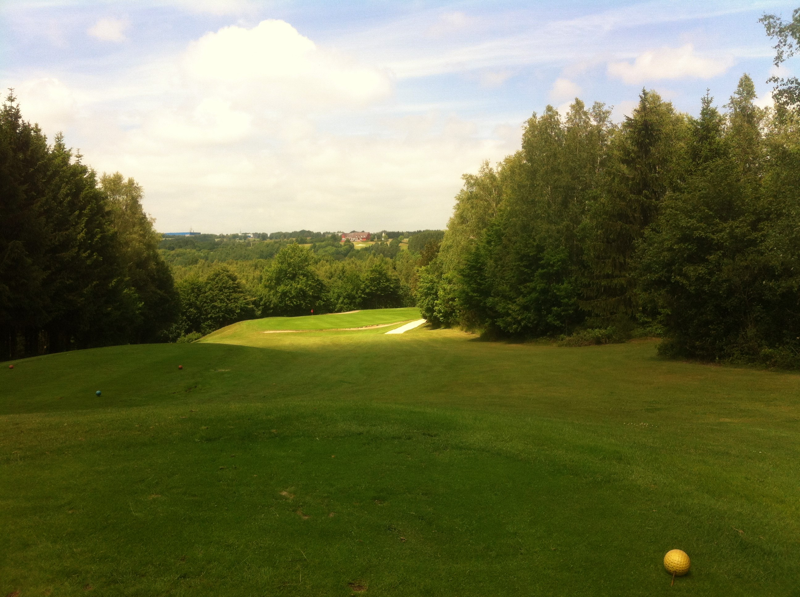 Golf de Clervaux,Luxemburg