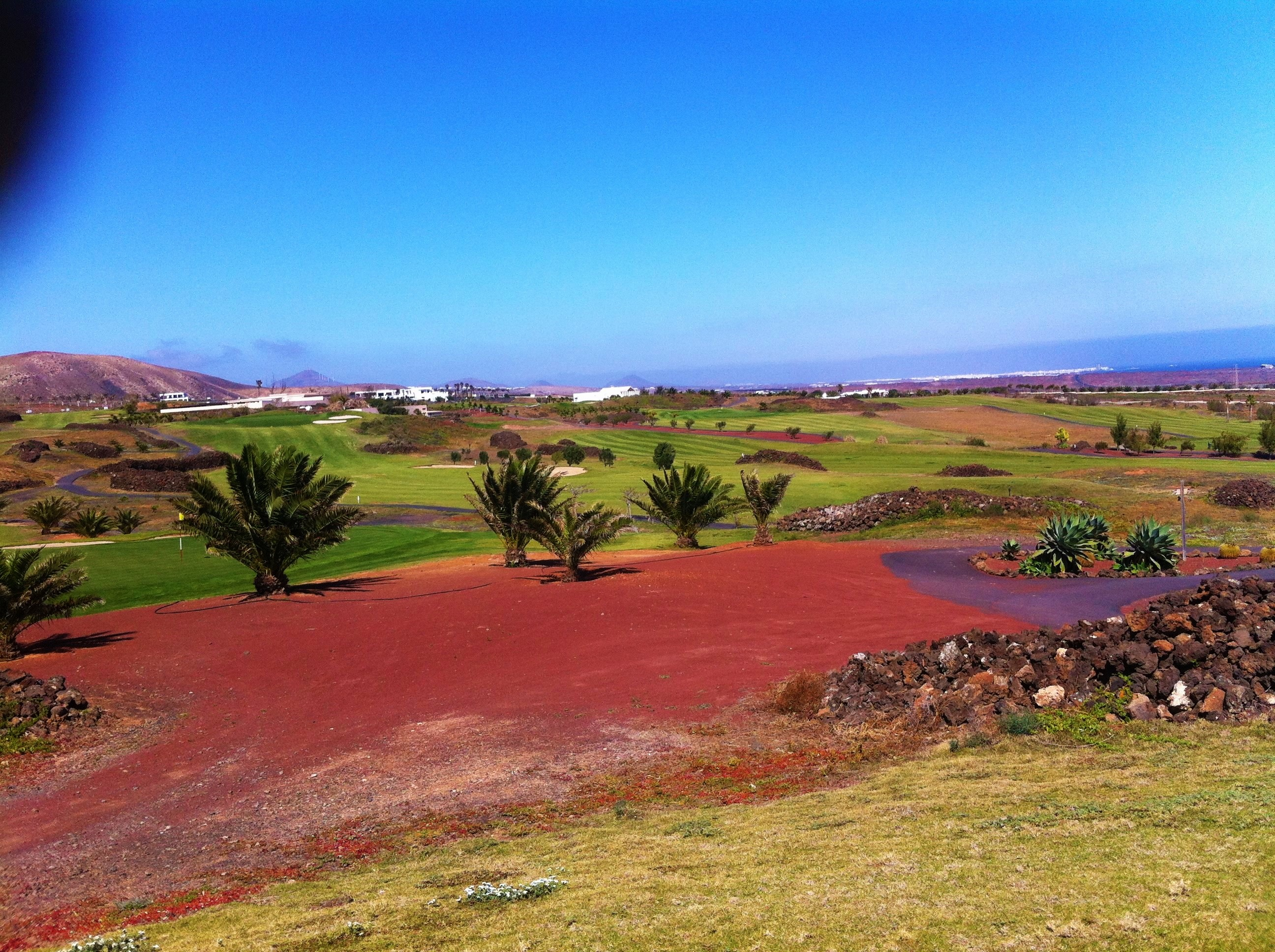 Lanzarote Golf